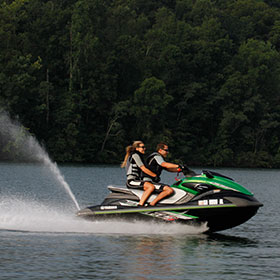 Back Country Tours ATV jet ski, wave runner and sea-doo rental specialists in Ontario