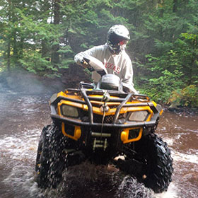 stag muddy stag adventures in muskoka and haliburton atv stag and bachelor parties